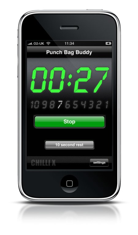 Punch Bag Buddy